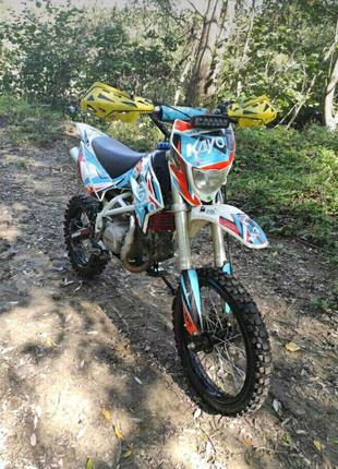 Мотоцикл питбайк 125