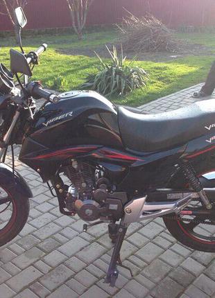 мотоцикл 200 вайпер viper