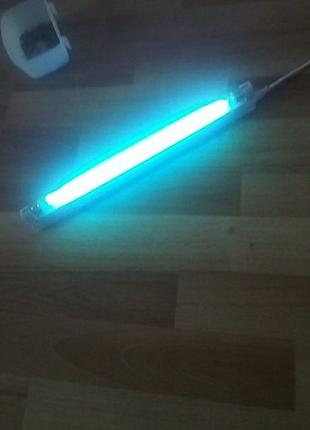 Кварцевая бактерицидная ультрафиолетовая UV лампа стерилизатор...