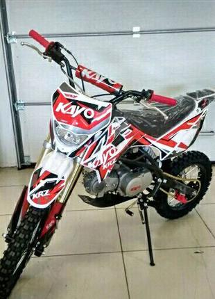 мотоцикл kayo 140 питбайк