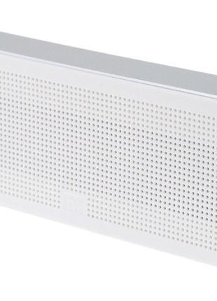 Портативная колонка Xiaomi Mi Speaker Square Box White (оригинал)