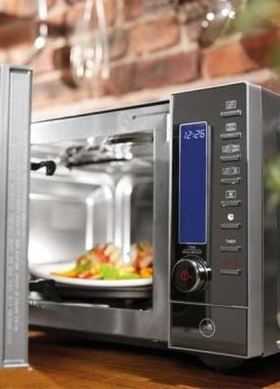Микроволновая печь 4в1 Silver Crest SMW 900 EDS B2 Гриль Конвекци