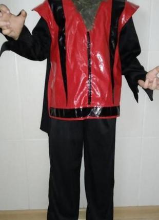 Карнавальный костюм детский оборотень на хэллоуин
