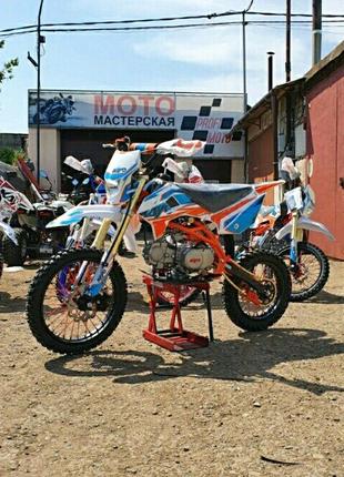 Мотоцикл питбайк 125 kayo