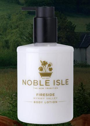Лосьон для тела  noble isle fireside body lotion , 50 мл
