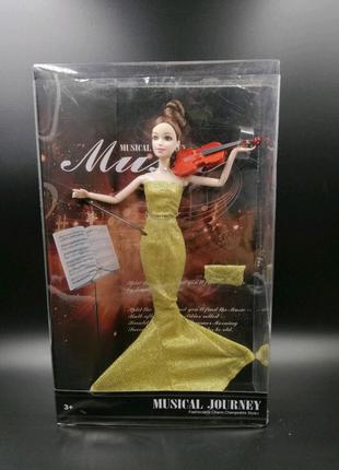 Лялька зі скрипкою