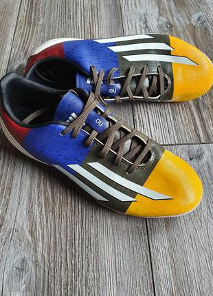 Бутсы adidas f10 37р