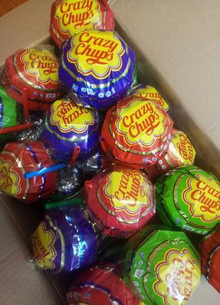 Большая конфета Chups