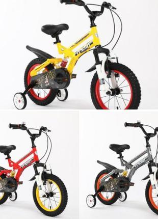Детский велосипед SNIPER 12, 14, 16, 18 дюймов Новинка