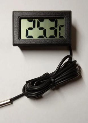 Термометр цифровой, измеритель температуры в инкубатор