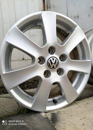 Диски литые Volkswagen Seat SKODA Mercedes Audi R16(5*112)