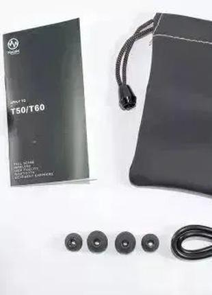 Наушники Bluetooth Macaw T50 беспроводная гарнитура