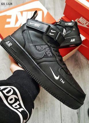 Зимние мужские кроссовки Nike air force