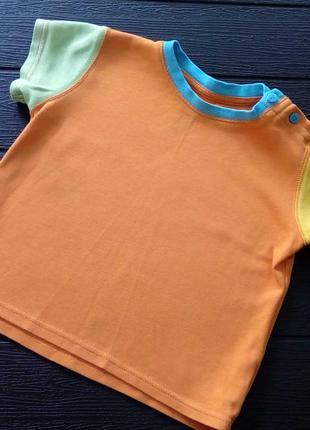Детская футболка, яркая, на 1,5 года, f-102