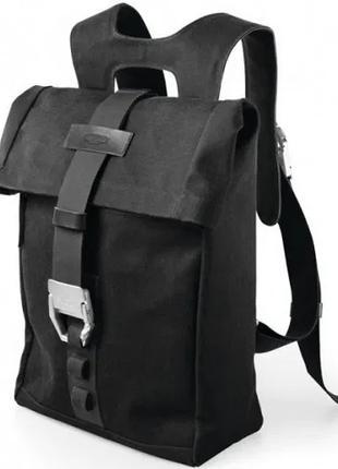 Рюкзак BROOKS Islington (Black) Основной отсек и два кармашка