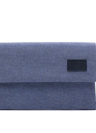 Клатч органайзер xiaomi mi digital storage package dark blue