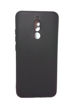 Задня накладка Xiaomi Redmi 8 Black