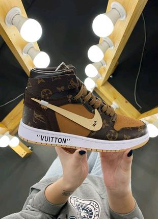 Женские кеды Louis Vuitton