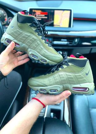 Air Max 95  Sneakerboot Green