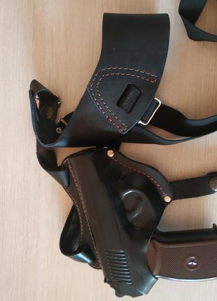 Пневматический пистолет Макаров SAS