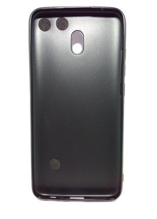Задня накладка Xiaomi Redmi 8a Flower Rope Case Black
