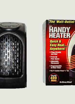 Партативный обогреватель Handy Heater + пульт 400W
