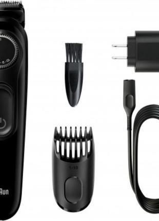 Триммер для бороды и усов Braun BeardTrimmer BT3222