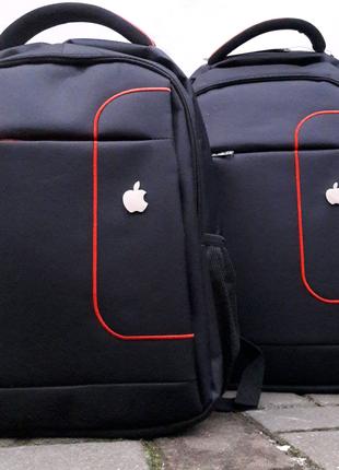 Міський рюкзак ferrari із значком яблуко для ноутбука.48×31×14 см