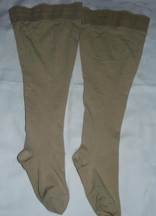 Компрессионные чулки с носком - jobst opaque 1 ccl / 6 размер ...