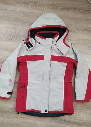 Лыжная теплая куртка мембрана