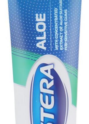 Зубная паста с экстрактом алоэ Astera Aloe 100ml