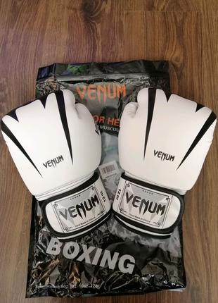 Перчатки боксёрские Venum 12OZ