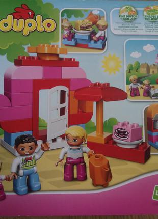 Конструктор Lego Duplo Кафе для девочки