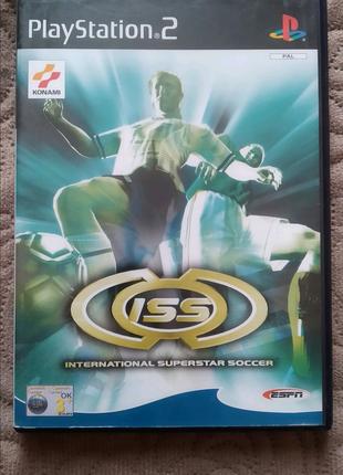 International Superstar Soccer PS2 (PlayStation 2)