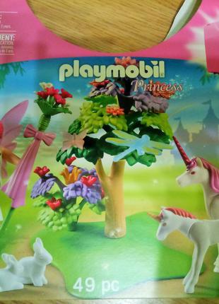 Конструктор Playmobil «Принцесса» серии Возьми с собой 49 деталей