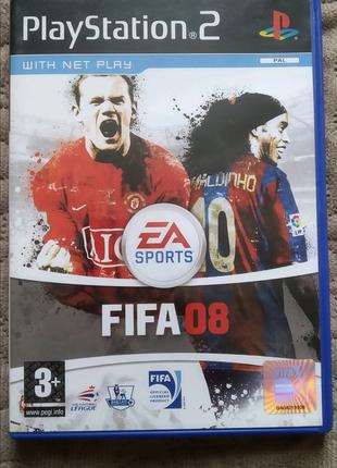 Fifa 08 PS2 (PlayStation 2)
