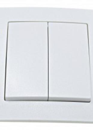 выключатель двойной Smartfortec HS021
