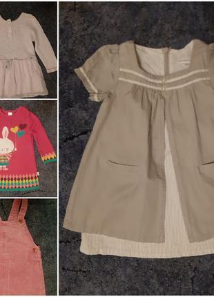 Платья для девочек до 3-х лет