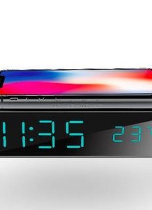 Умные часы с беспроводной зарядкой