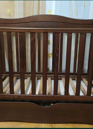 Кровать детская Veres Соня ЛД-18