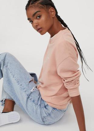 Красивый свитер, джемпер, свитшот, кофта h&m, размер с
