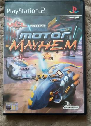 Motor Mayhem ps2 (PlayStation 2)