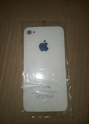 Стекло задней крышки iphone 4