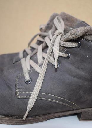 Зимние деми ботинки comforto by rieker р.42 27,5