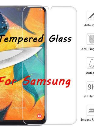 Защитное Стекло для Samsung Galaxy M40, A60 (2 шт.)