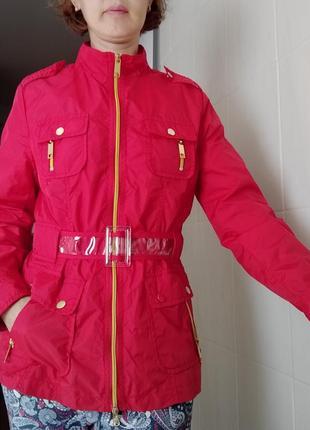 Курточка демисезонная, ветровка,плащевка, дождевик