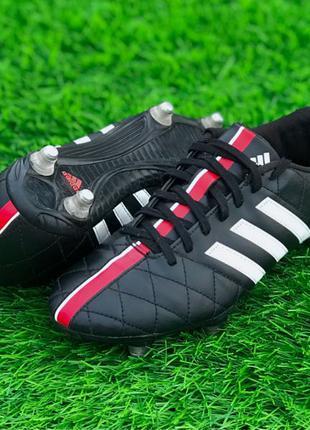 Бутсы Adidas 11Questra FG 40 2/3р. Бутси не nike. Бутци