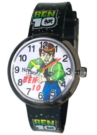 Часы детские наручные Бен Тен, для мальчика, Бен10