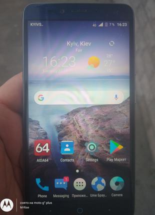 "Фаблет ZTE Grand X Max 2 Z988 6"" GSM 8 ядер.Android 6.0.1, 2Gb/16"
