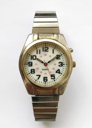 Timecenter мужские винтажные часы из сша мех. japan sii